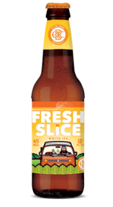 Otter Creek's Fresh Slice (ABV: 5.5%)