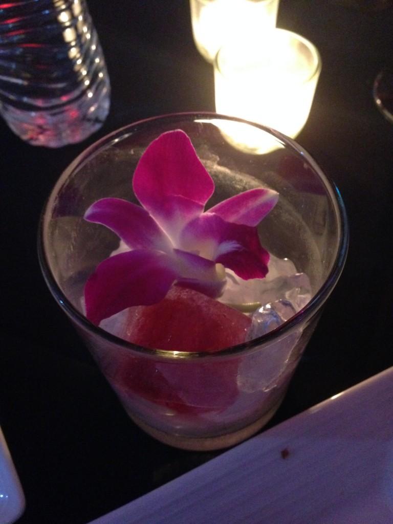 """Jido"" Cocktail by Duane Sylvestre of Bourbon Steak - 2015 RAMMY Winner for Best Cocktail Program"