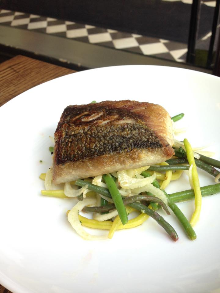 Southern food with french flair on macon 39 s new lunch menu - Southern french cuisine ...
