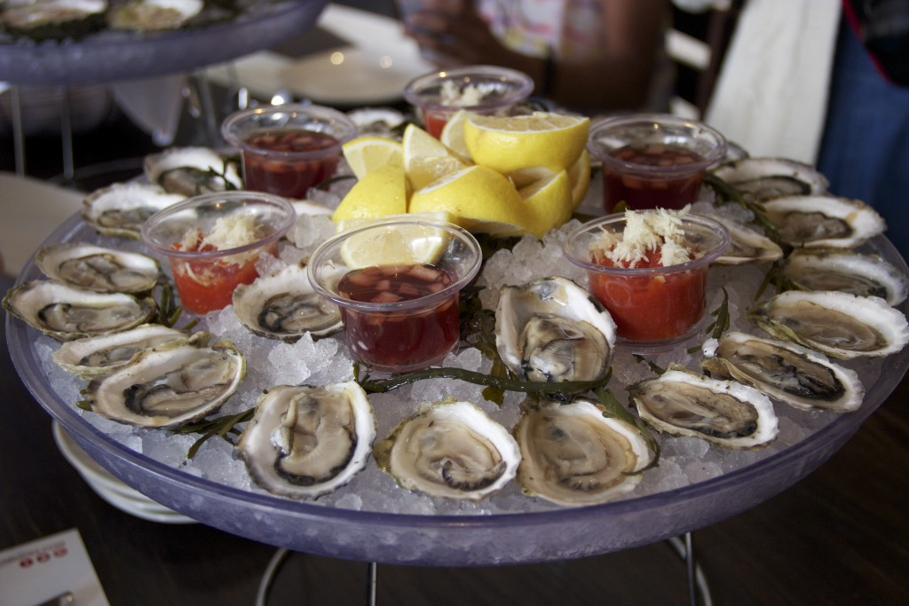 Belon Oysters