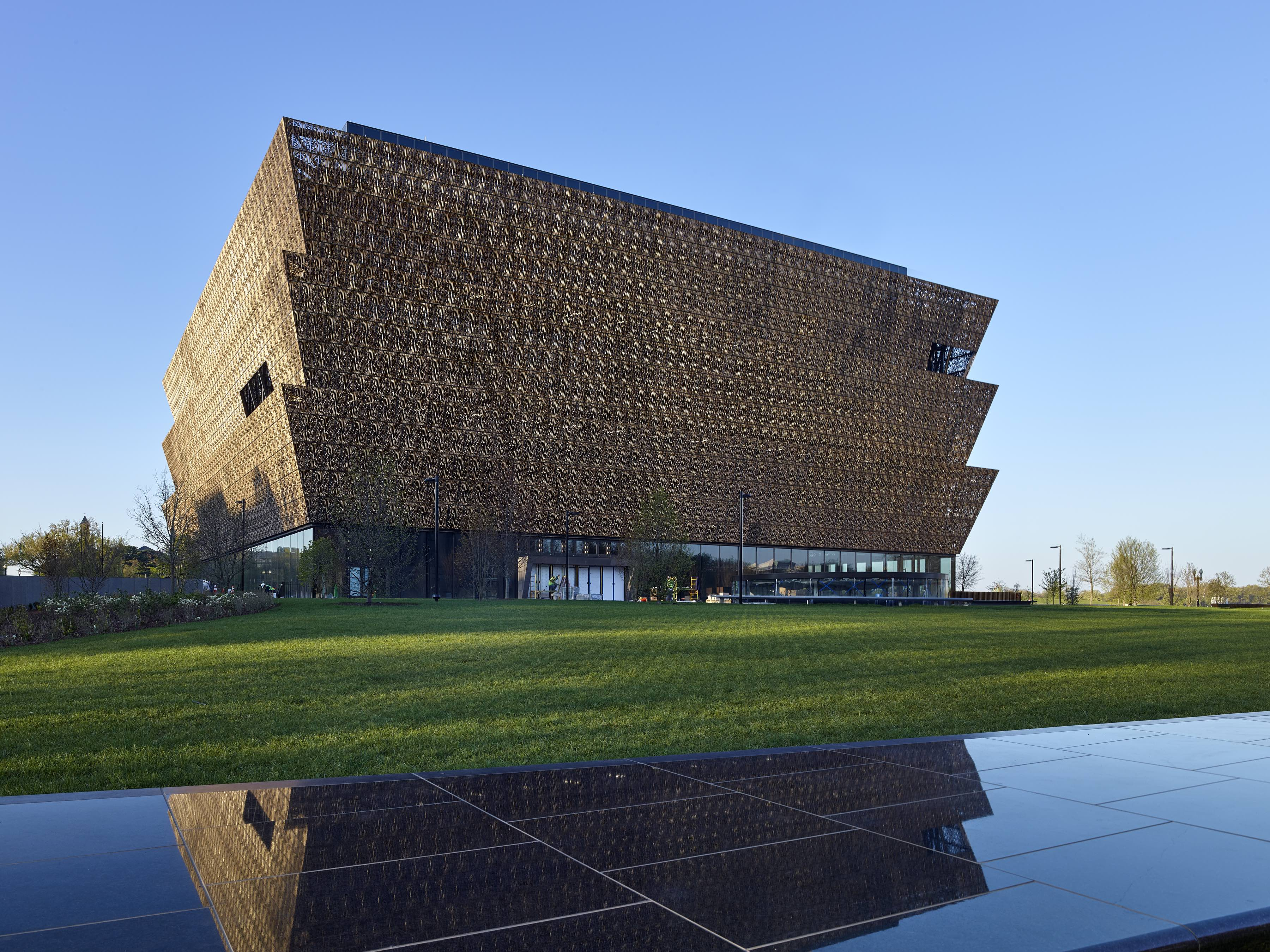 Courtesy of the National Museum of African American History and Culture, Photo by Alan Karchmer