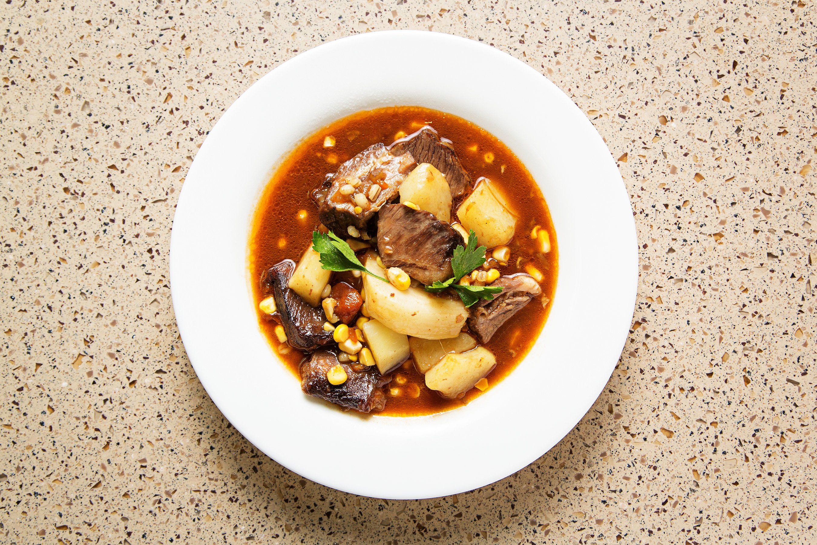 Son of a Gun Stew, Courtesy of the National Museum of African American History and Culture's Sweet Home Cafe