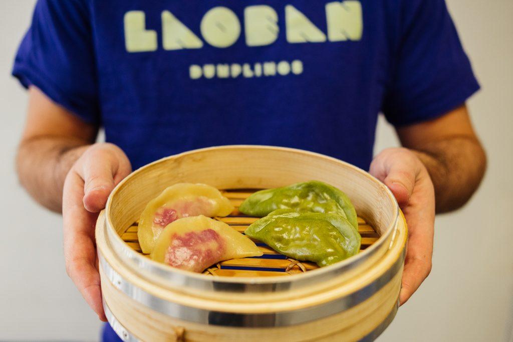 Courtesy Laoban Dumplings