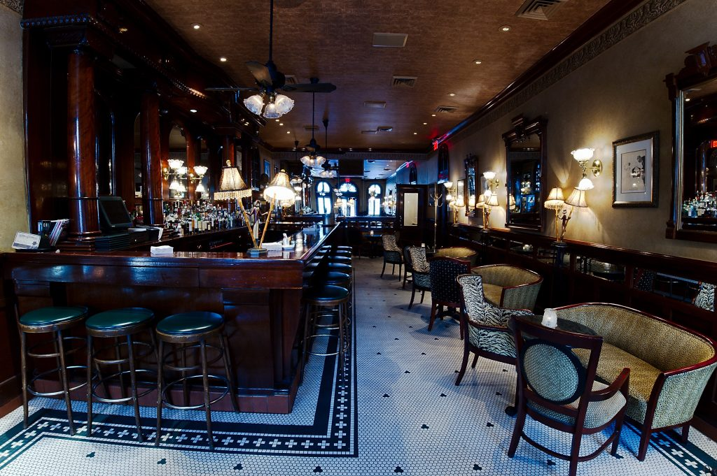 Arnaud's French 75 Bar. Photo Courtesy of Arnaud's Restaurant.