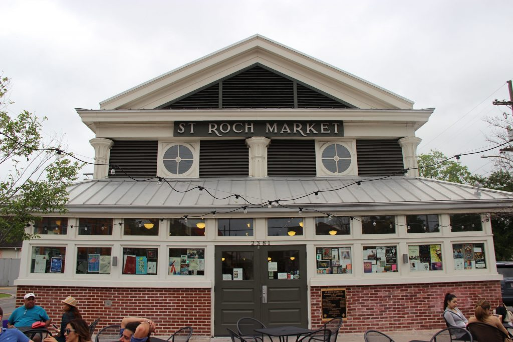 St. Roch Market. Photo by Lani Furbank.