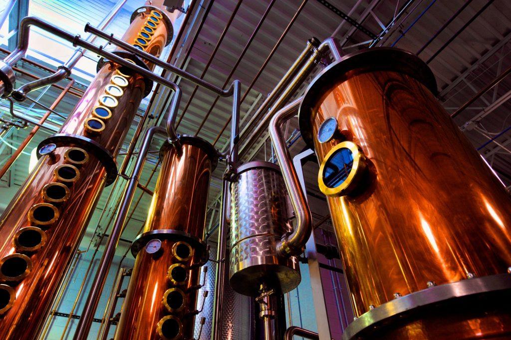 TOPO Distillery. Photo courtesy The Carolina Inn.