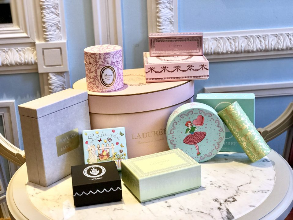 Laduree Boxes small